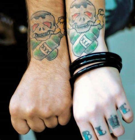matching couple tattoos tumblr wonderful matching couples ideas tattoomagz
