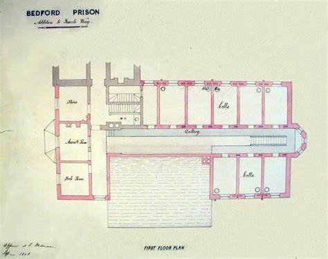 prison floor plan home plans design prison floor plans
