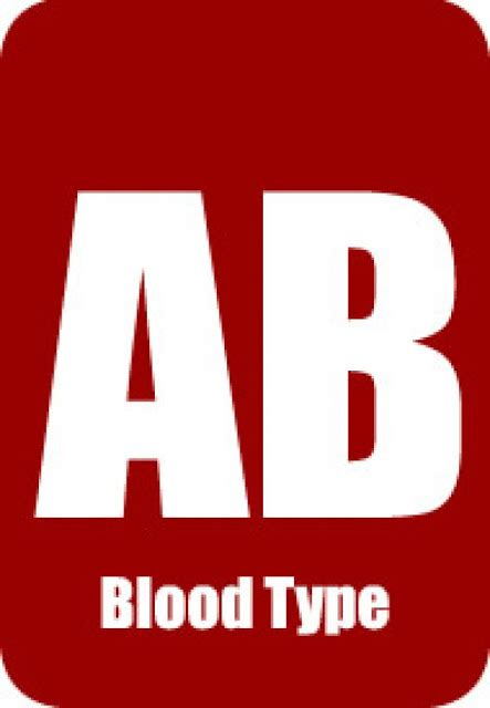 ab blood type how to eat correctly according to your blood type