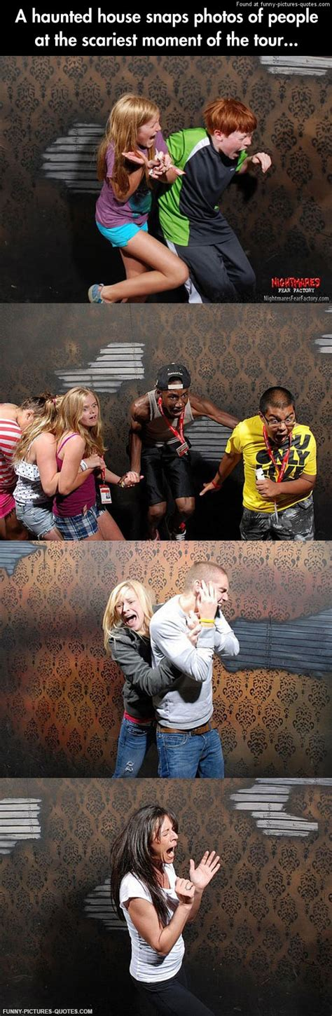 funny haunted house videos some of the faces are priceless funny pictures and quotes