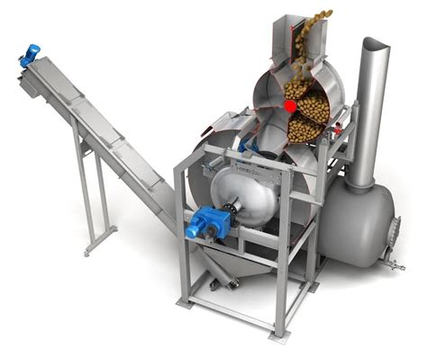 Expo Peeling tomra launches new eco steam peeler at the nw food processors expo in portland oregon potatopro
