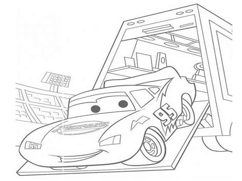 Lightning Mcqueen Printable Coloring Pages Id 106283 Lightning Mcqueen Coloring Pages Pdf