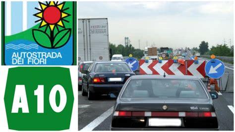 info traffico autostrada dei fiori imperiapost l informazione libera della tua citt 224