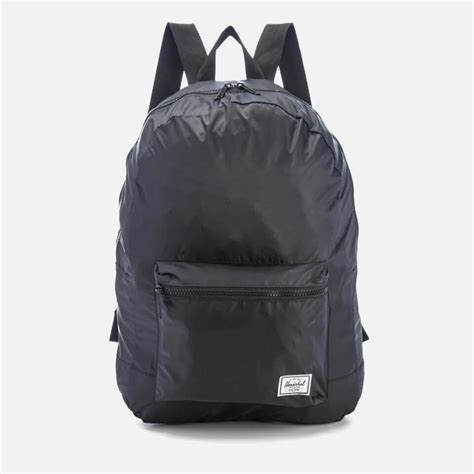 Tas Herschel Packable Backpack herschel supply co packable daypack backpack black