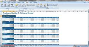 employee leave schedule template employee schedule template excel and monthly