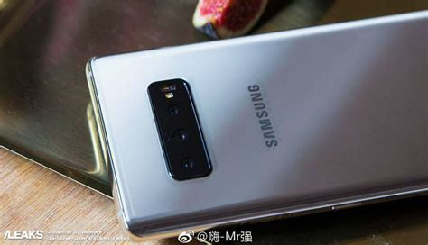 samsung galaxy   images leaked showing triple rear