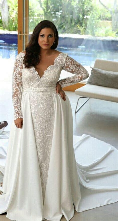 Baju Kahwin Longgar 7 inspirasi baju pengantin plus size agar terlihat lebih langsing gaun jogja
