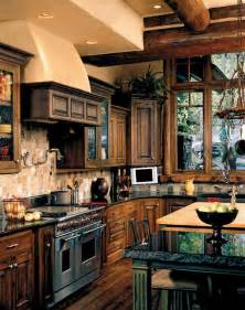 Old World Kitchen Design by Dream Old World Kitchens Kitchen Design For Timber