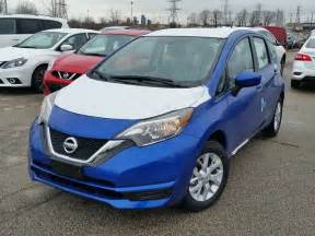 Sm Nissan 2017 Nissan Versa Sv Blue For 19798 In Toronto