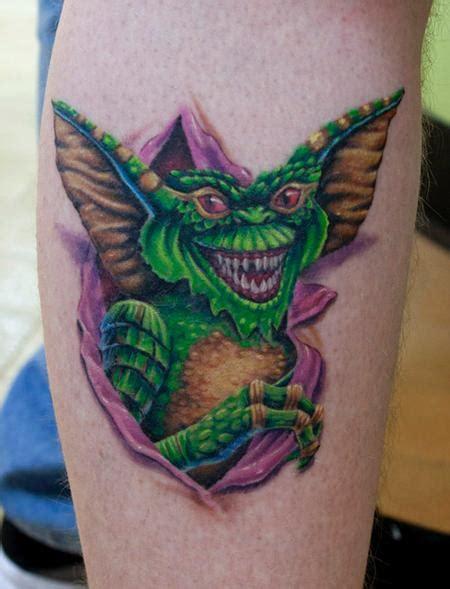 gremlin tattoo gremlin by gabe morton tattoonow