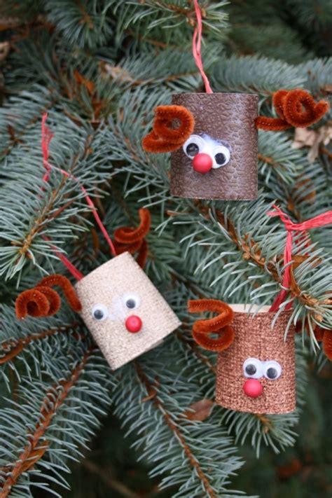 weohmschtsbaum dekoration selsbt mschen 100 tolle weihnachtsbastelideen archzine net