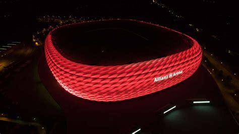 allianz arena beleuchtung fc bayern vermeldet offiziell mietvertrag mit tsv 1860