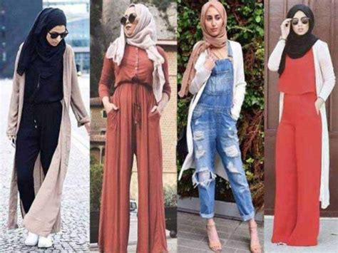 Jumpsuit Muslim how to wear jumpsuits with just trendy