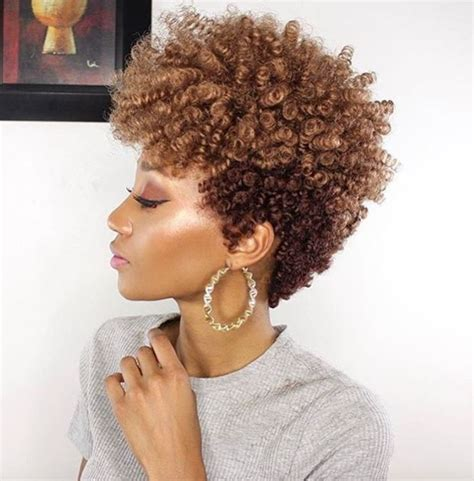 tapper curly haircut styles 25 best ideas about natural tapered cut on pinterest