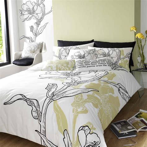 how to put on a comforter cover ikea janet reger ellie king duvet cover set with black