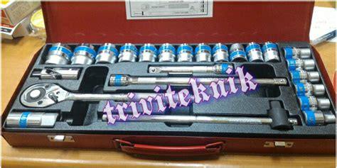 Kunci Sok Iwt pelapak perlengkapan bengkel kunci sok set iwt