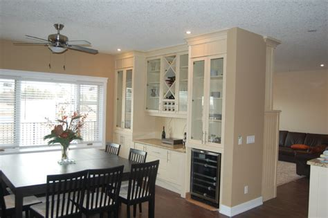 dining room cabinetry beaton cabinets contemporary dining room calgary