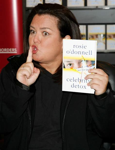Detox Icunt Cyndi Lauper by Rosie O Donnell Pictures And Photos Fandango