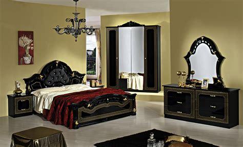 italian bedroom suite star high gloss black italian bedroom suite new roomstyle
