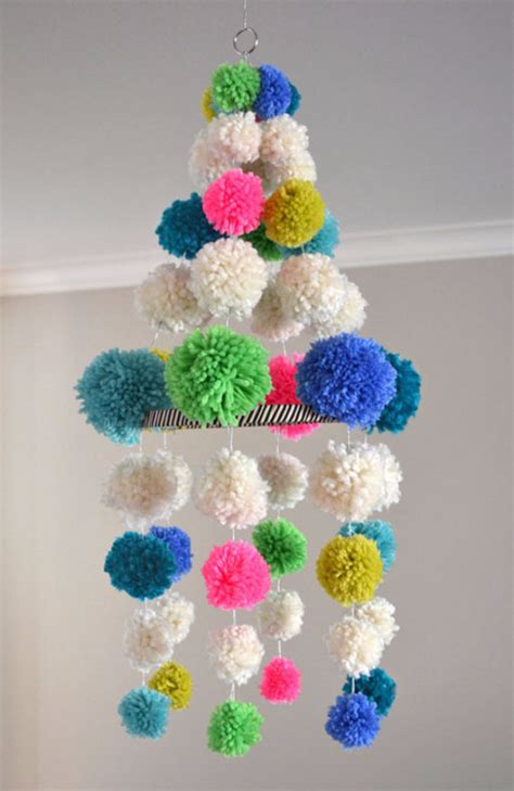 38 Pom Pom Crafts And Diys Diy Projects For