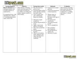 list of nanda nursing diagnosis for schizophrenia