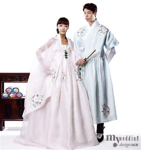 Wedding Dress Sub Indo by Mywedding 바이단 한복 아름답게 피어나다