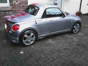 Daihatsu Coupe Daihatsu Copen 2 Door Hardtop Coupe 0 7l Turbo Car For Sale