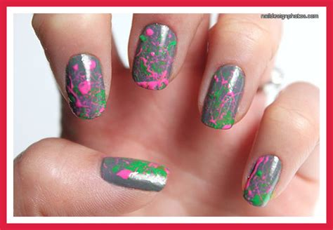 Easy Nail Decorations by Awesome Easy Nail Designs To Do At Home Photos