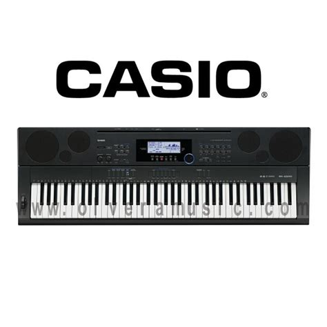 Keyboard Casio Wk 6500 casio 76 key sized keyboard olvera