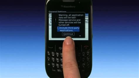 reset bb ke factory setting how to restore factory settings on a blackberry curve 8520