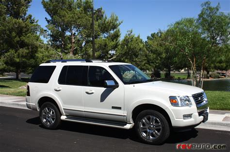 2007 ford explorer information and photos momentcar