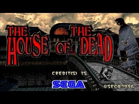 the house of the dead the house of the dead walkthrough arcade youtube