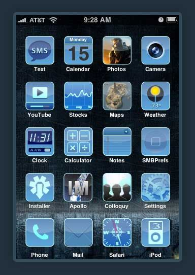themes of iphone 3g th 232 mes pour votre iphone 3g my iphone