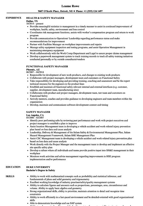 charming ehs director resume sle contemporary exle