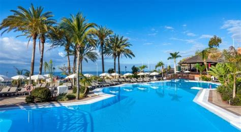 hotel meli jardines del teide los mejores hoteles con todo incluido para ir con ni 241 os