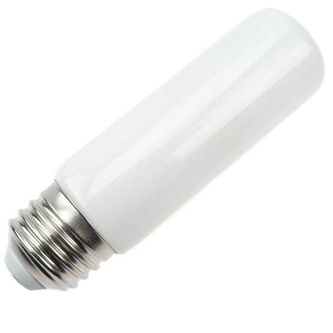 White Light Led Bulb Newhouse Lighting 20w Equivalent Soft White T10 Led Light Bulb T10 2320 The Home Depot