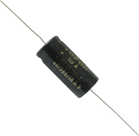 f t capacitors germany capacitor f t 500v axial lead antique electronic supply