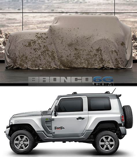 2020 Ford Bronco Jalopnik by Breaking 2020 21 Bronco Teased 2 4 Doors Hybrid