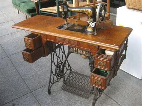 clean antique singer sewing machines brother