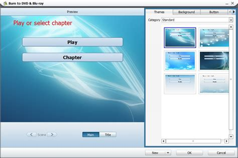 design themes support how to design disc menu and template leawo support center