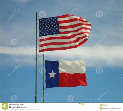 texas flags us flag store american and texas flags stock photos image 503873
