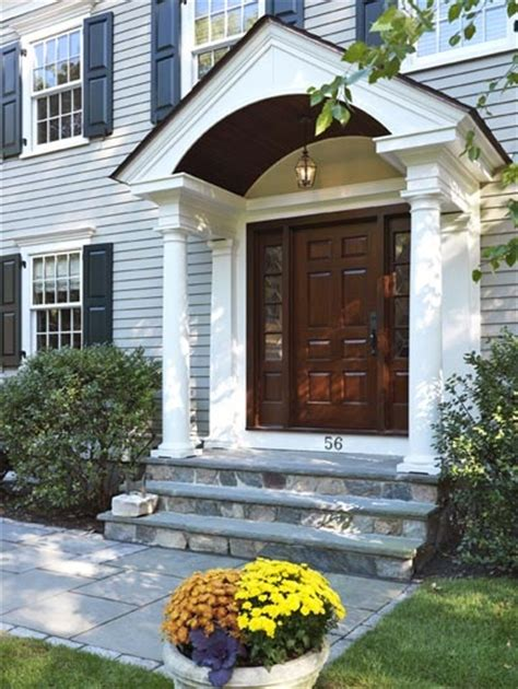 best 25 portico entry ideas on front door