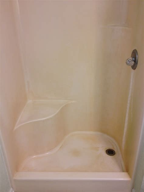 refinishing fiberglass bathtub fiberglass shower gelcoating and refinishing