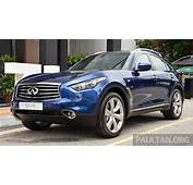 Infiniti QX70S – Sport Package Now Available RM500k Image