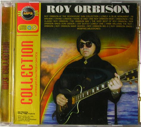 download mp3 from roy roy orbison mp3 collection cd at discogs