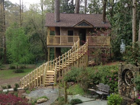 Treehouse For Backyard by Treehouses Built By Our Customers Diy Treehouses