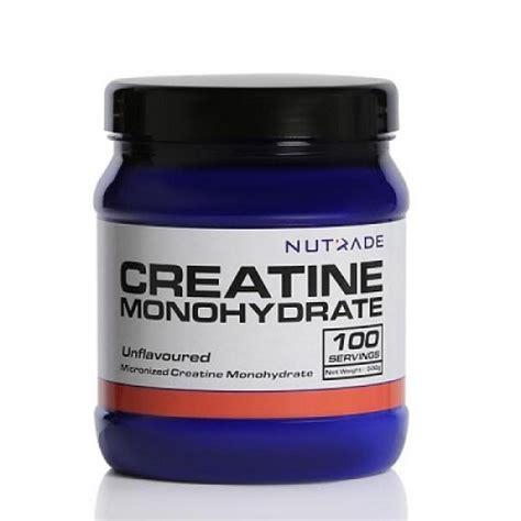 Creatine Rsp 500gram nutrade creatine monohydrate 500 gram aloprotein