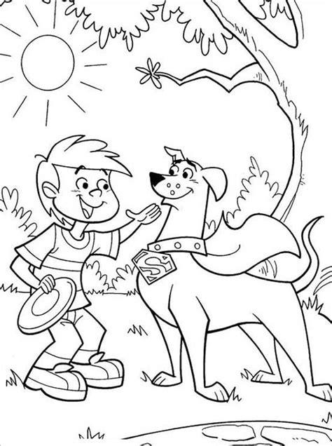 superdog coloring pages batch coloring