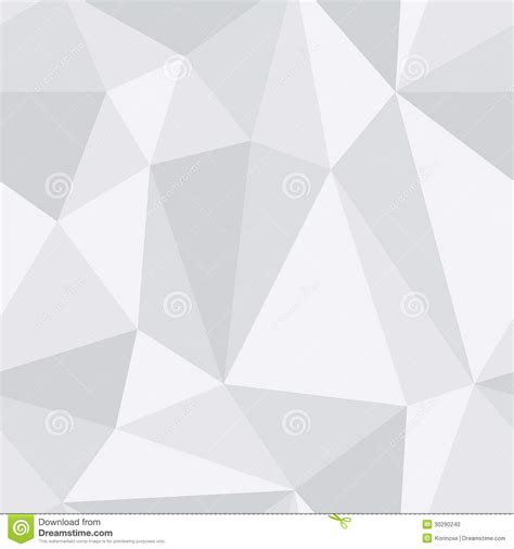 triangle pattern grey triangle seamless pattern stock photo image 30290240
