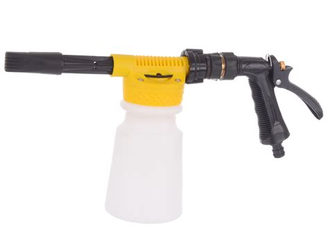 Garden Hose Foam Cannon Garden Hose Foam Gun Foamer Car Pre Wash Detailing Ebay